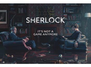 Rising Tide - Juliste - Sherlock