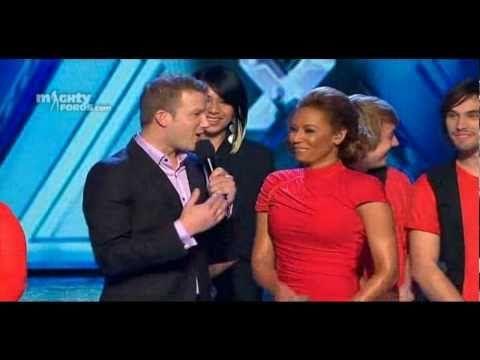 Mel B feat. X Factor Australia - Stop @ X Factor Australia [08 Nov 2010] - YouTube