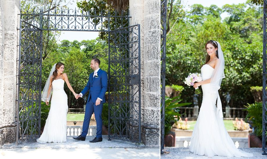 Small Miami Weddings | Intimate Garden Wedding Ceremony In Miami By Small Miami Weddings