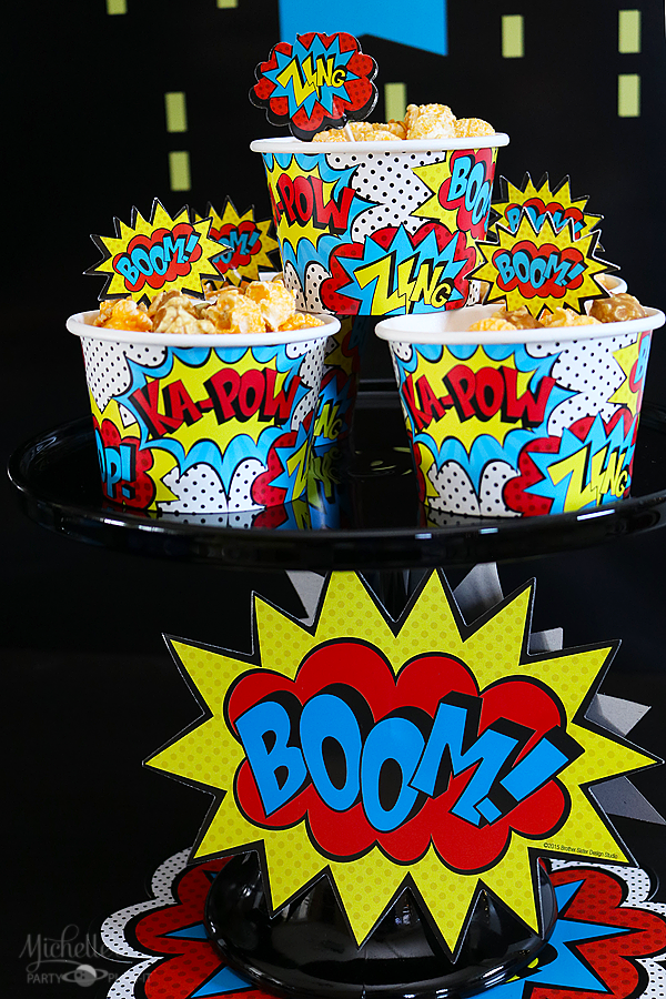 Superhero Party On A Budget 6 Superhero Theme Party Avenger