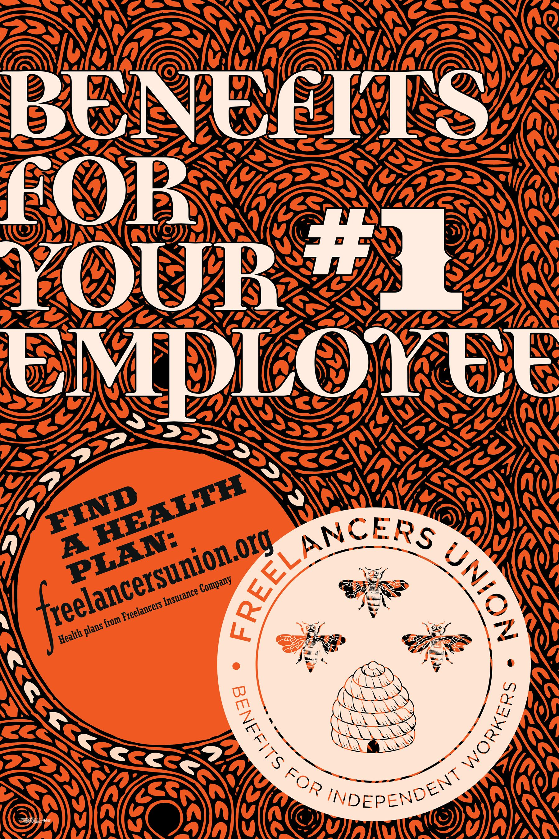 Benefits for your 1 employee Freelancers union