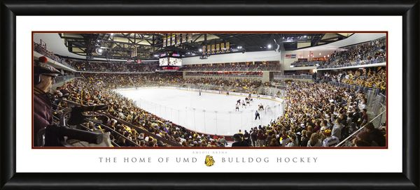 Umd Bulldogs Men S Hockey Amsoil Arena Duluth Mn One Of My