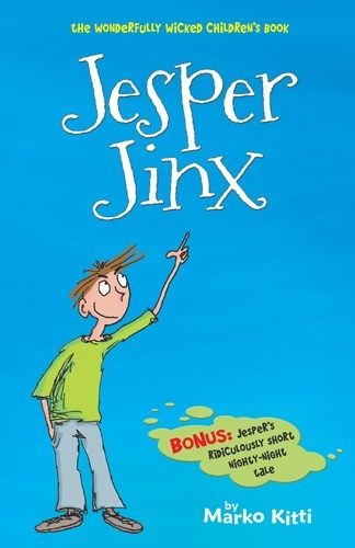 a888e27776 Bits about Books - Childrens Book Reviews Jesper Jinx - Marko Kitti ...