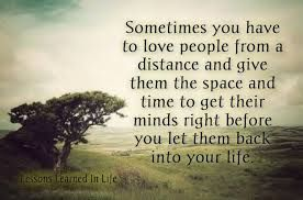quotes about giving someone you love space - Google Search ...