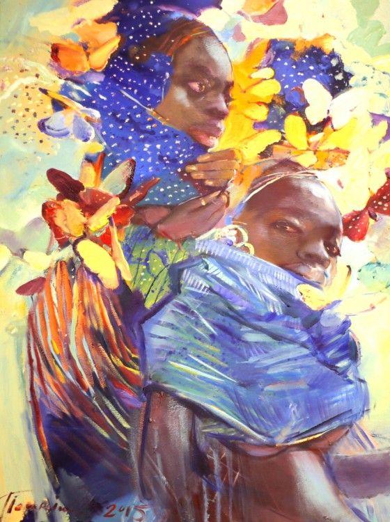 Kenya van Svetlana Tiourina