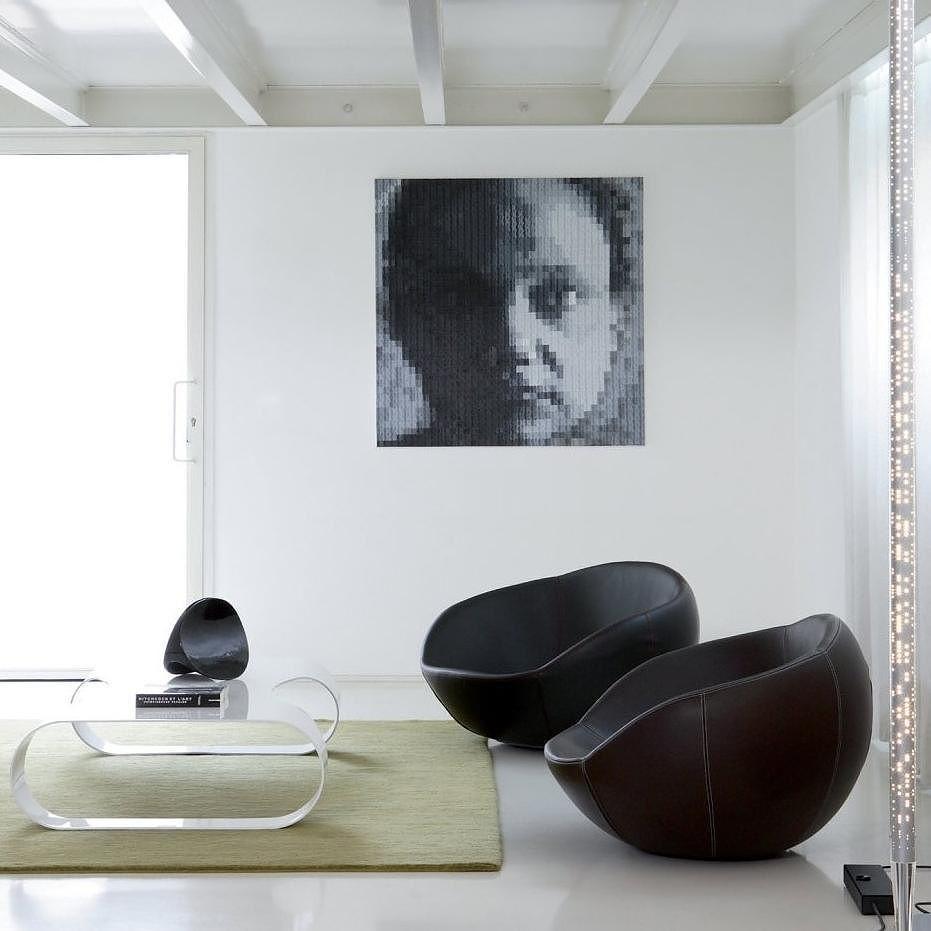 Origineller Schaukelsessel Eero von spHaus aus Italien. #Sessel ...