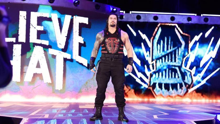 WWE Universal Champion Kevin Owens trifft in einem Stahlkfäfig Main Event ohne Titelchance bei Raw auf Roman Reigns.