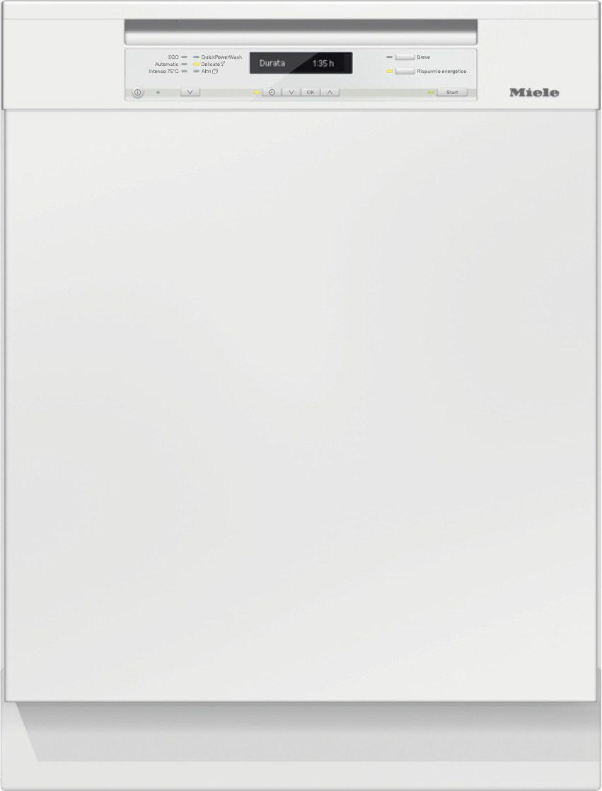 G 6720 SCU BW Miele: prezzi e caratteristiche - Shop Online Miele ...