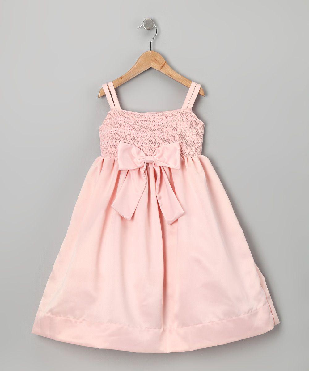 Pink Sleeveless Formal Dress Toddler Girls Fun Dresses