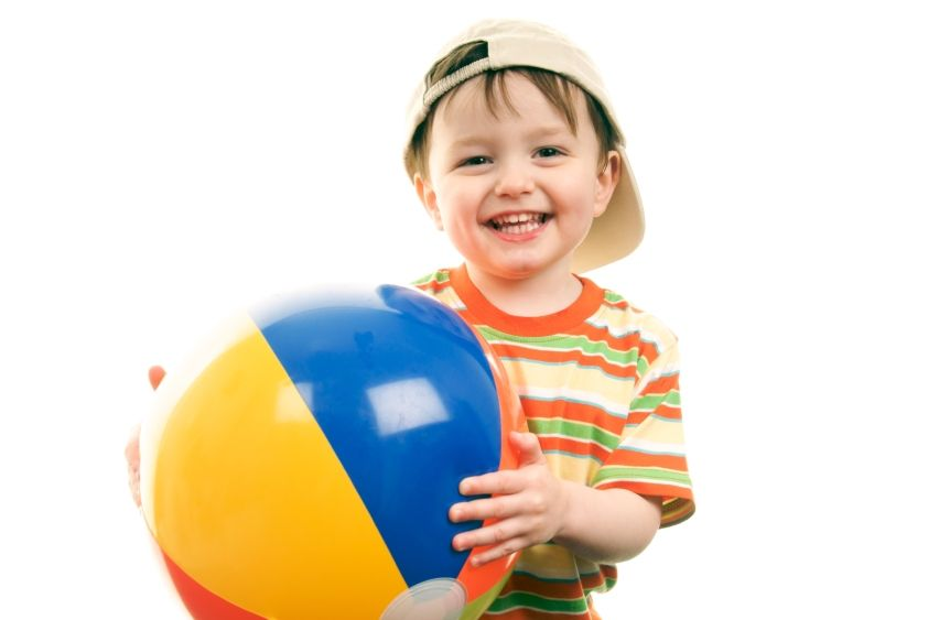 beach ball games - 852×563
