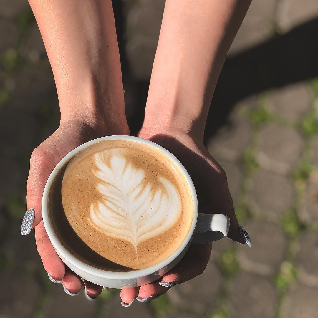 A latte a day..... Finish the sentence 😁 Thanks to our