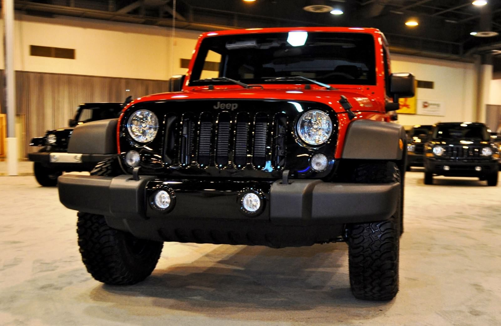 2015 Jeep Wrangler Willys Edition In 20 New Photos Freedom