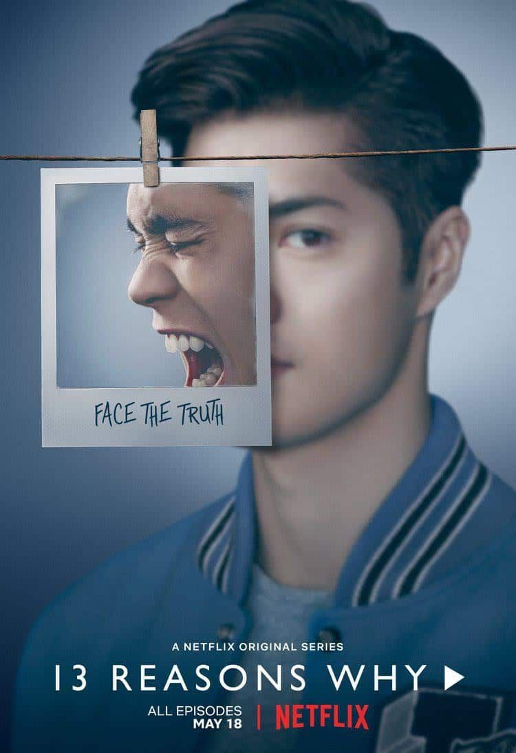 13 Reasons Why Season 2 Character Posters Thirteen Reasons Why