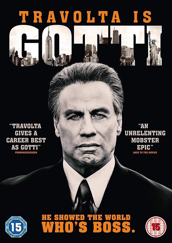 001 Gotti 2018 720p Webrip John Travolta John Travolta John