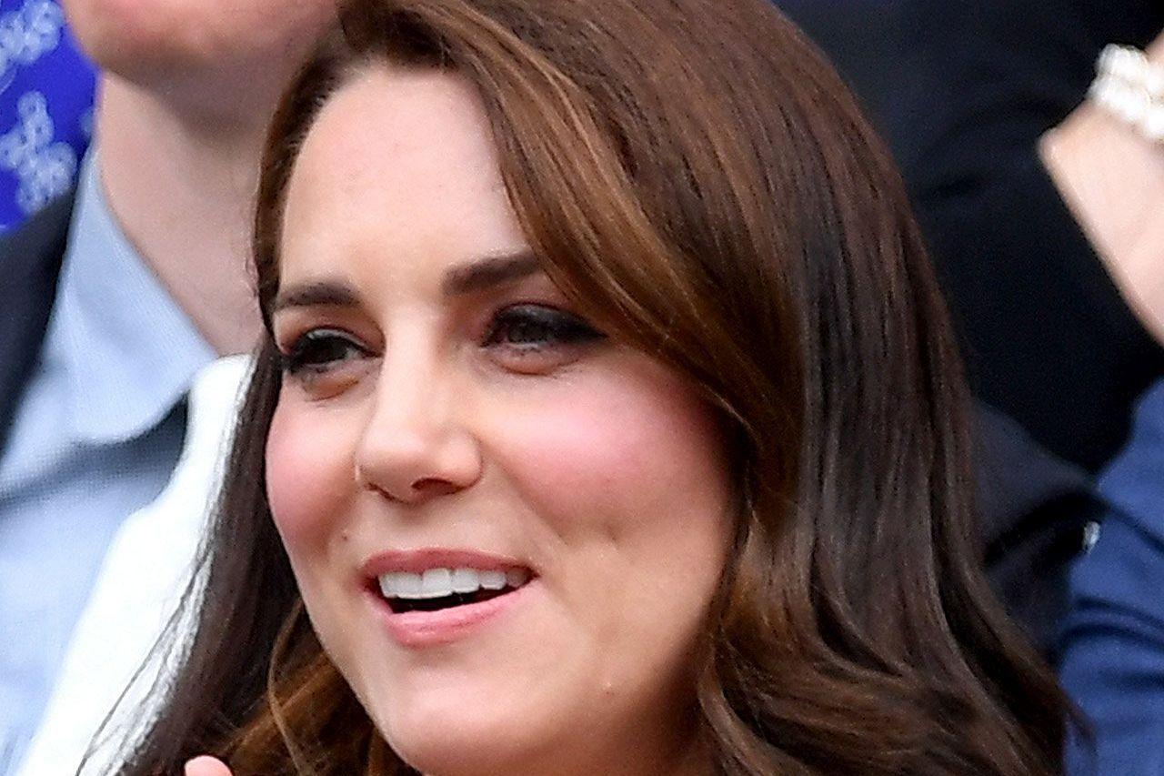 Goodbye Princess Locks Kate Middleton Has A New Haircut And Its