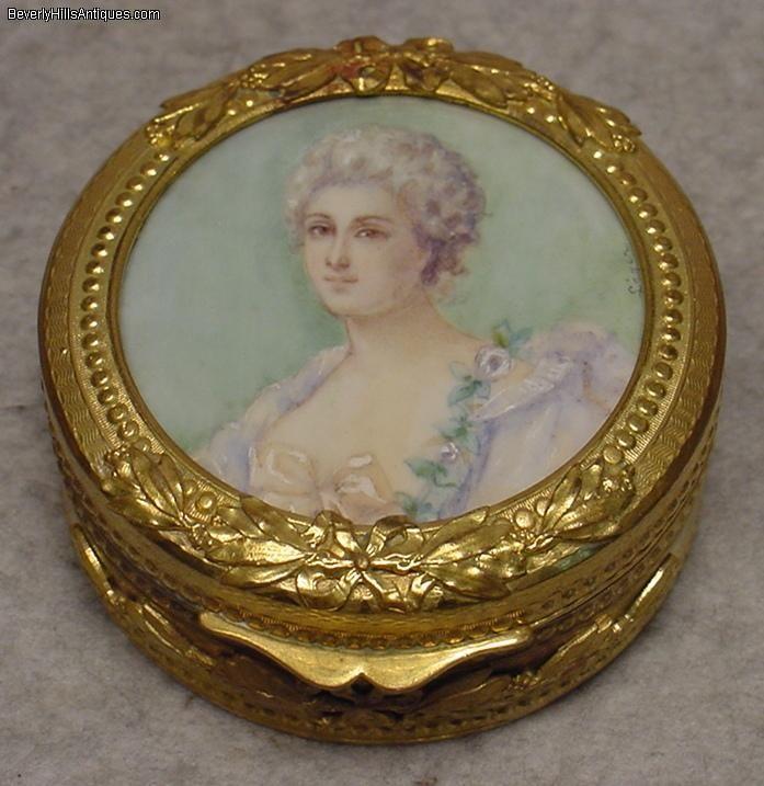 Antique Jewelry Boxlove this I LOVE VINTAGE JEWELRY