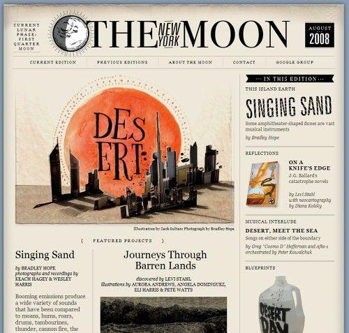 Retro And Vintage In Modern Web Design