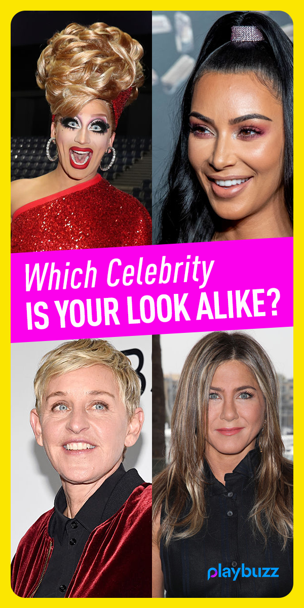 Which Celebrity Is Your Look Alike Celebrity Quizzes Personality Quizzes Buzzfeed Celebrity Quiz