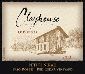 2013 Clayhouse Estate Old Vines Paso Robles Petite Sirah 750 mL Wine * Check this awesome product by going to the link at the image.