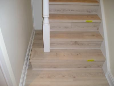 Ash Laminate Floor Ash Stained Stair Google Search Stairs