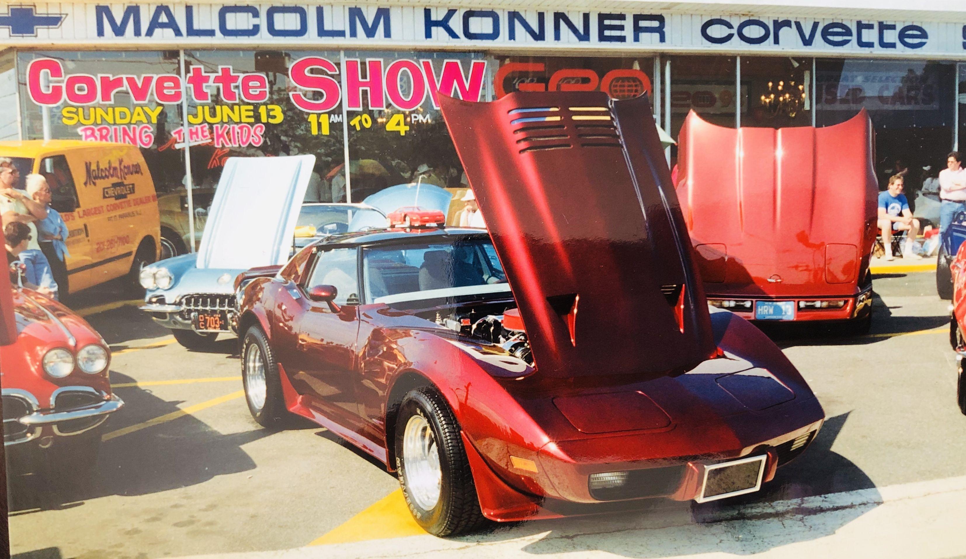 Malcolmkonner Corvetteshows Corvette In 2020 Corvette Chevrolet Corvette Chevrolet