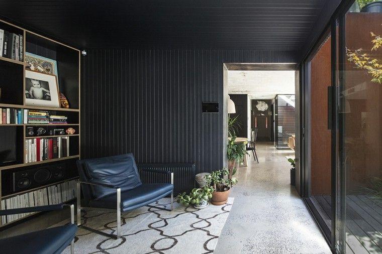 Maison avec toit en verre, la feuille comme lu0027appelle Damian Rogers - maison avec toit en verre