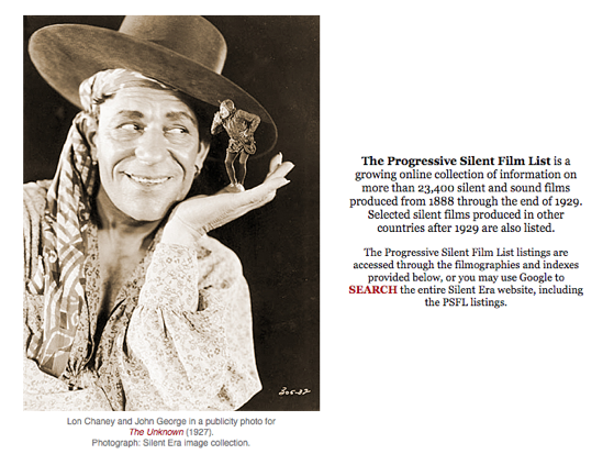 """From The """"When Women Wrote Hollywood"""" Archives 21: The Progressive Silent Film List – On Screenwriting and Media with Dr. Rosanne Welch"""