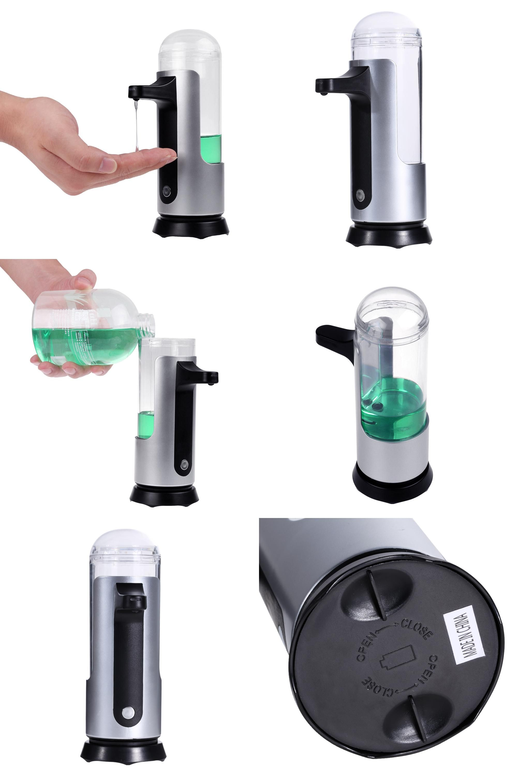 Visit To Buy 300ml Automatic Soap Dispenser With Lcd Display