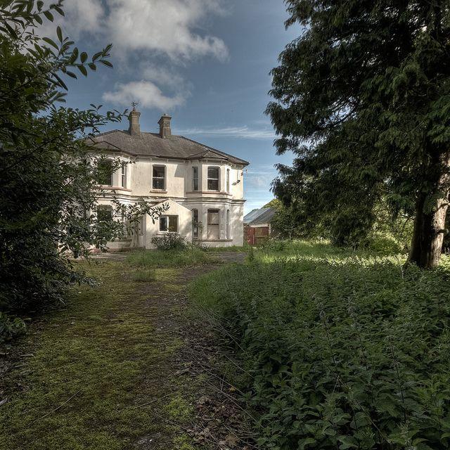 Abandoned Farmhouse. Northern Ireland.