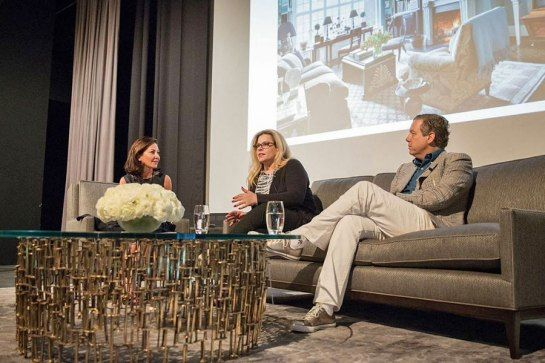 West Week 2015 Begins with a Lively Keynote with @ArchDigest