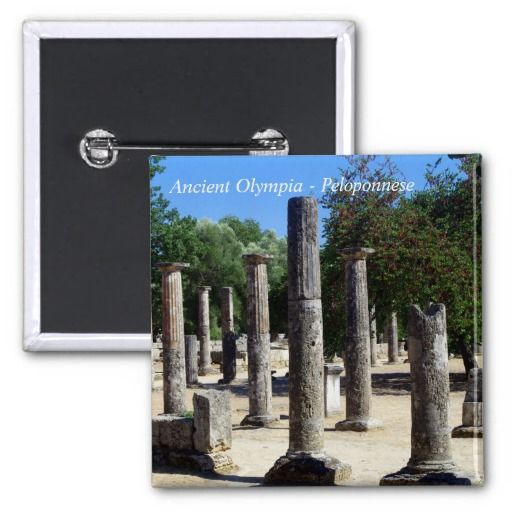 Ancient Olympia - Peloponnese Button