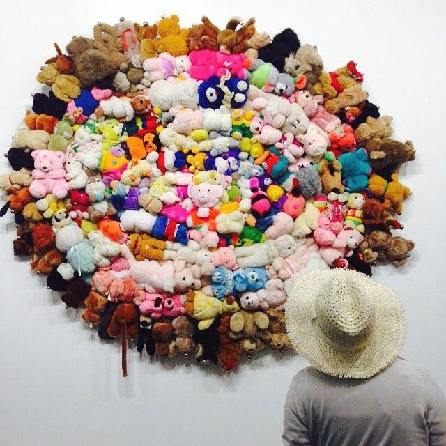 Mike Kelly, Art Basel