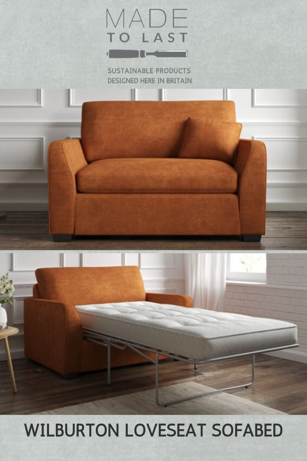 Wilburton Loveseat Sofabed in 2020 Love seat, Sofa bed