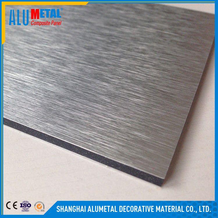 Aluminium Composite Panel / ACP Alucobond plate sheet size price