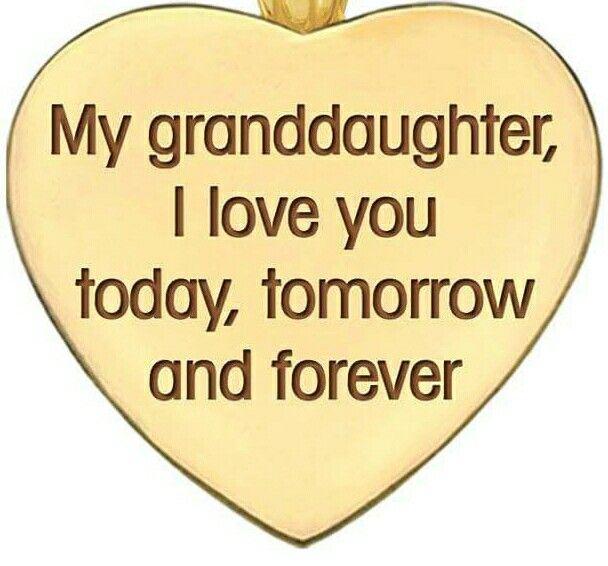 Grand Daughter.