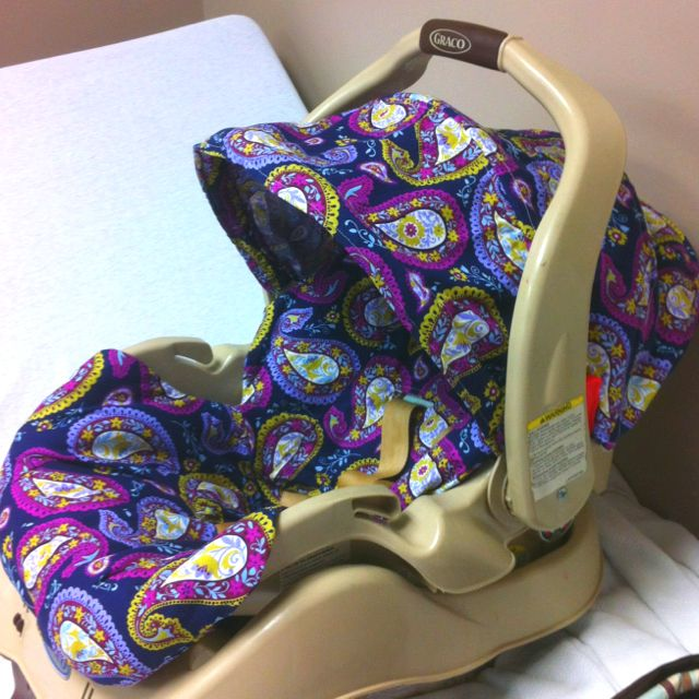 Car seat cover! Love it!