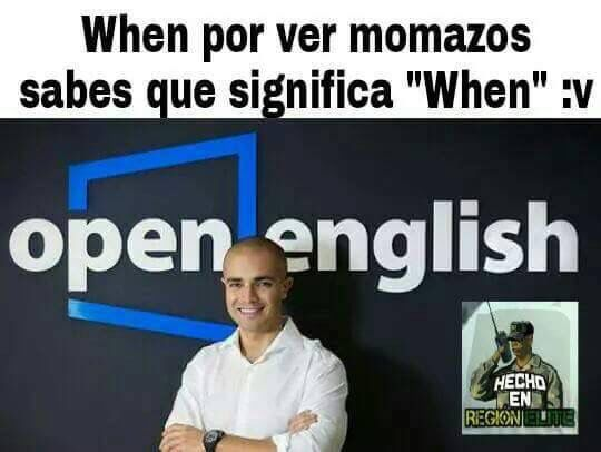 Oye Pues En Un Examen De Ingles Dude Pero Gracias A Los Memes Me Acorde Memes Divertidos Memes Meme Gracioso