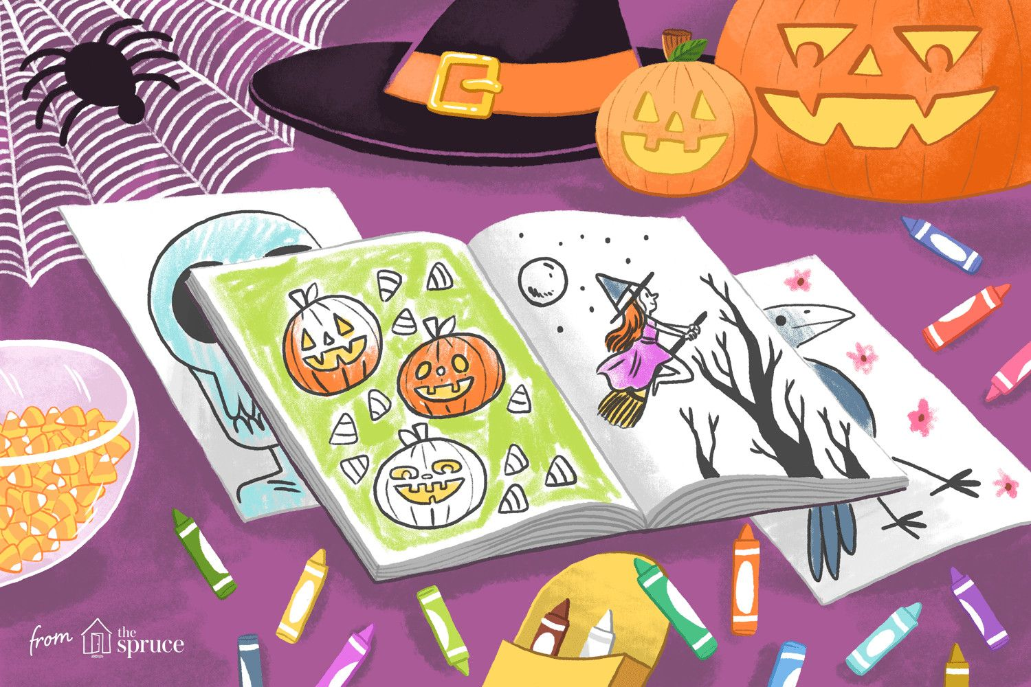 Jack O Lantern Coloring Pages Inspirational Halloween