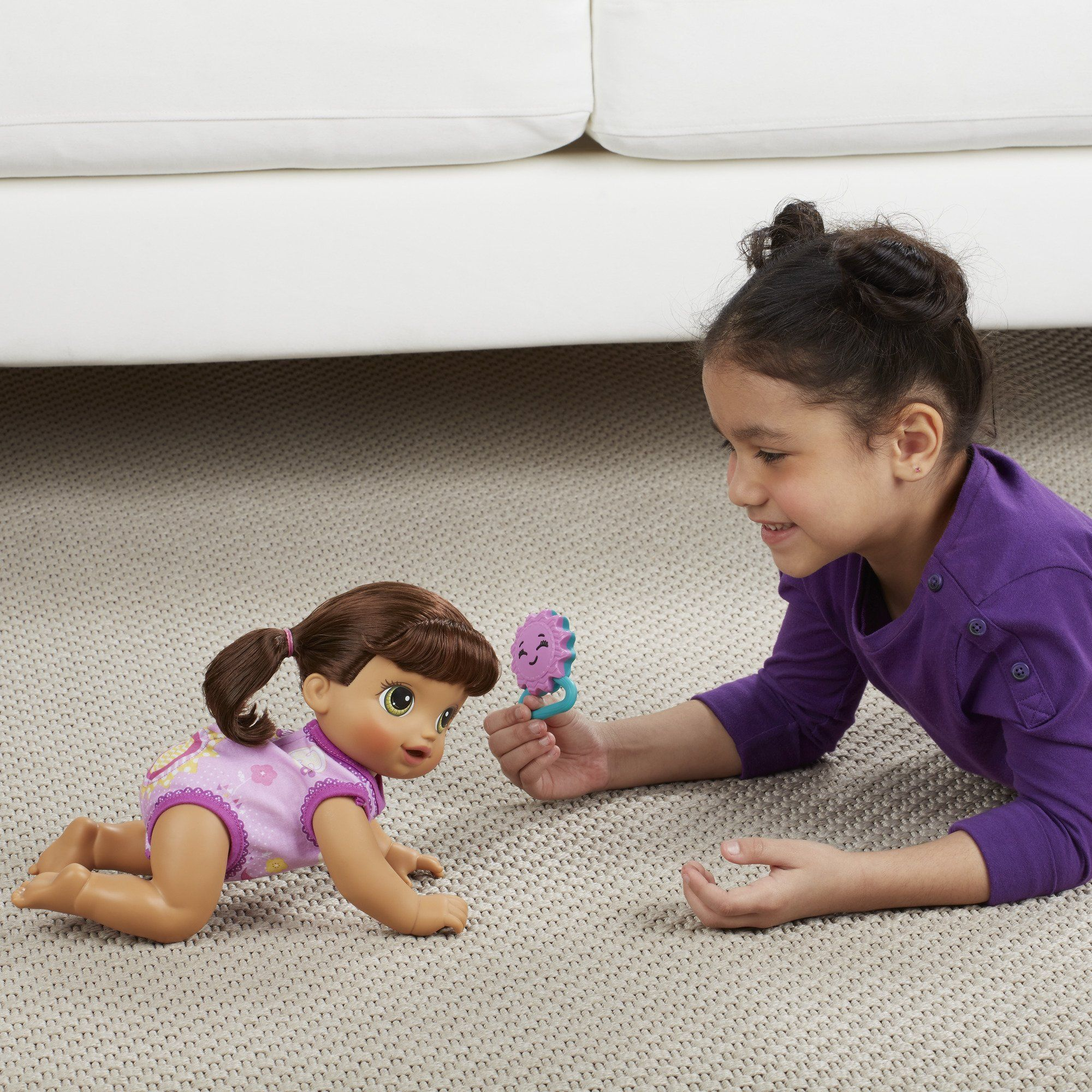 Baby Alive Baby Go Bye Bye Brunette More Info Could Be Found At The Image Url Note Amazon Affiliate Link Toys Baby Alive Taking Care Of Baby Baby