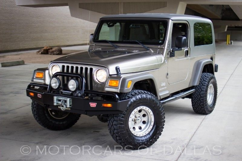 Find Used 2005 Jeep Wrangler Unlimited Auto 4x4 Arb Bumper Winch