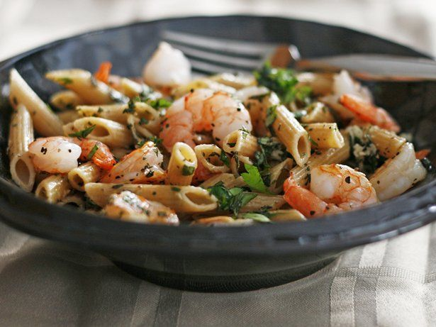 Sarah Caron from Sarah's Cucina Bella shares a recipe. This easy pasta dish is filled with brilliant fresh herbs and flavorful shrimp. A sure crowd pleaser.