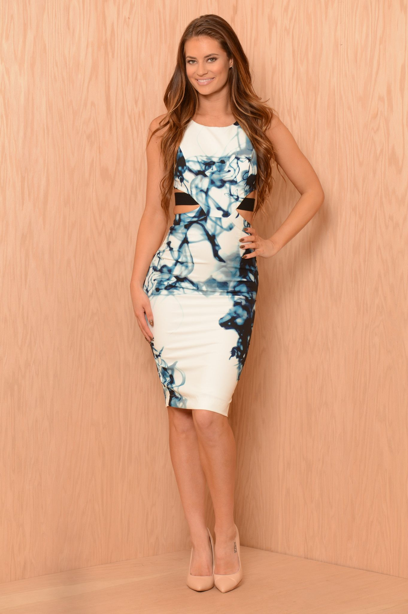 Miami Ink Dress | Products | Pinterest
