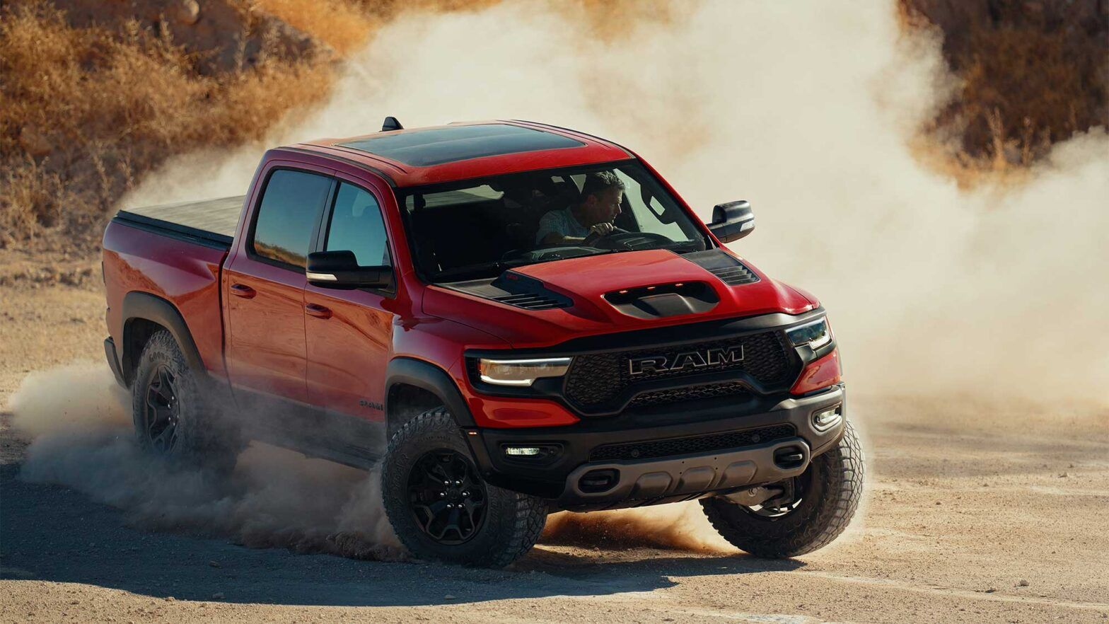 The New 2021 Ram 1500 Trx Truck Is A Supertruck That Wipes 0 60 In 4 5 Seconds Shouts In 2020 Trx Hellcat Ram 1500