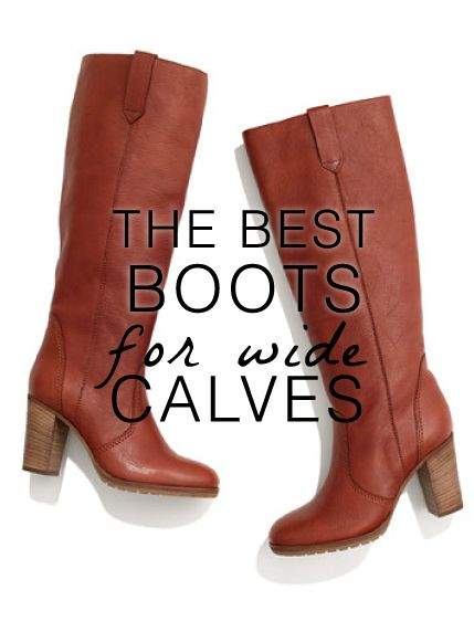 bf044b3a45e Best Boots for Wide Calves Fat Girl Fashion