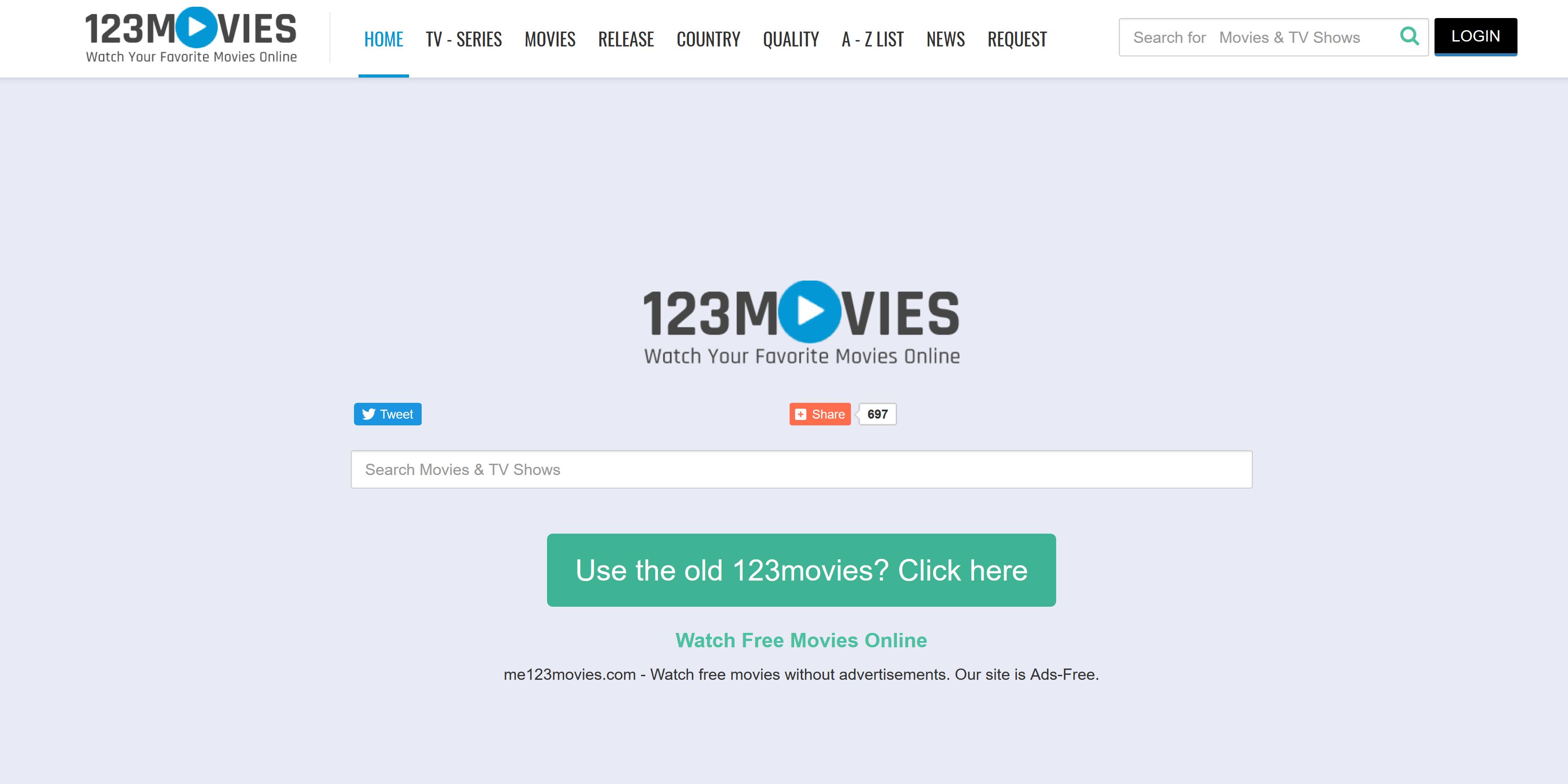 Top 123movies Alternative Is Nomoviesherecom 123movies