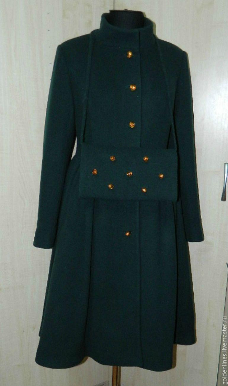 Верхняя одежда ручной работы. Ярмарка Мастеров - ручная работа. Купить  пальто принцесса-1 37ba5dbcebd