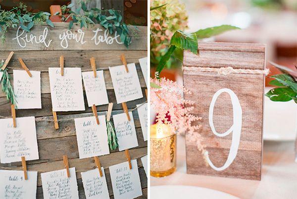 Ideas de decoraci n para boda r stica boda detalles boda decoracion bodas y mesas de boda - Ideas para decoracion rustica ...