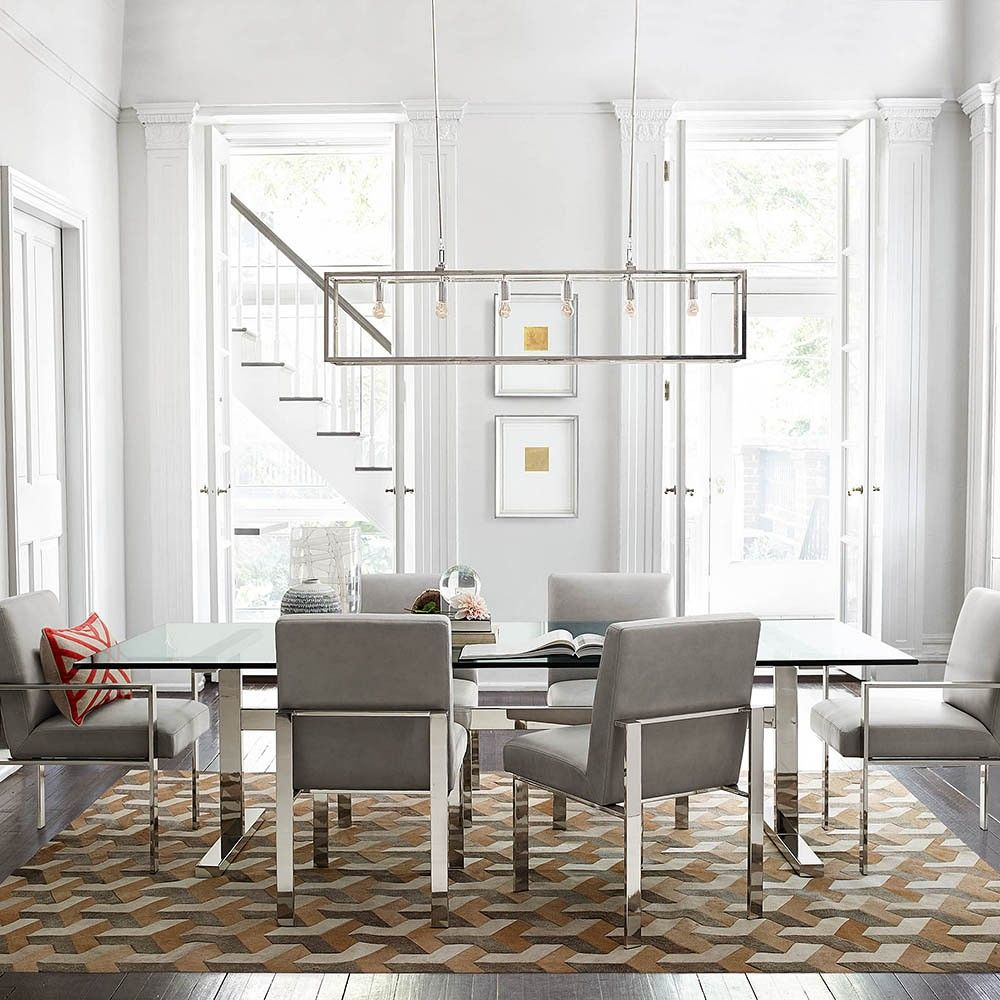 Mercer Rectangular Dining Table, Extra Extra Large 104