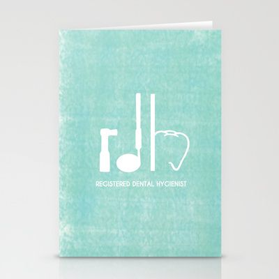 Rdh stationery cards by proboutique 1200 registered dental rdh stationery cards by proboutique 1200 registered dental hygienist colourmoves Gallery