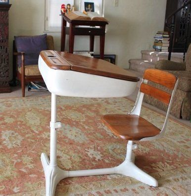 Pleasant Loading Morgan And Katie School Desk Makeover School Home Interior And Landscaping Fragforummapetitesourisinfo